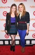 Kristen Bell - Target Falling For You Fall Style Event in NY 10/10/12