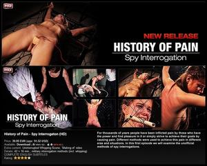 Elite Pain: History of Pain Spy Interrogation