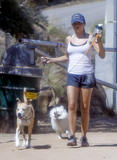 Jenna Dewan | Walking the Dogs in Hollywood | July 6 | 4 pics