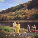 Amber Tamblyn - TwitPics from Her Wedding - Oct 6, 2012