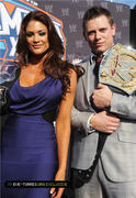 Eve Torres-Wrestlemania 28 Press Conference