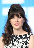 Zooey Deschanel - 'New Girl' Panel At the 2013 Winter TCA Tour - Jan 8